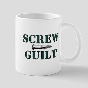 Screw Guilt Mugs