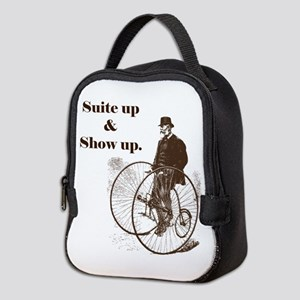 Suite Up and Show Up AA Neoprene Lunch Bag