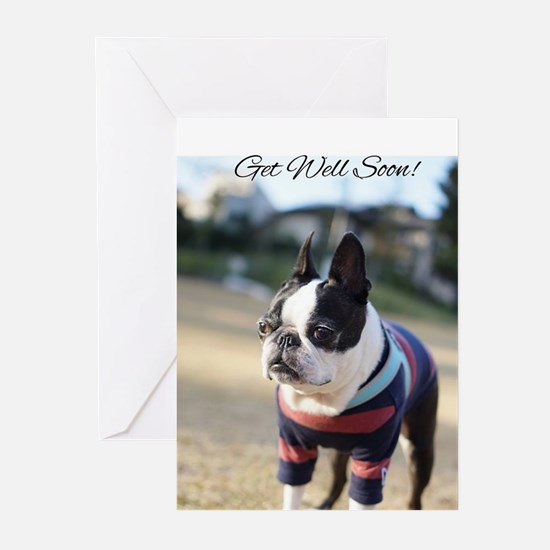 Boston Terrier Do Greeting Cards