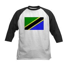 Tanzania Kids Baseball Jersey