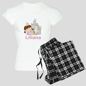 Laura's Purple Princess Women's Light Pajamas