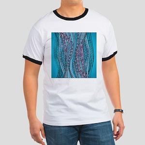 Abstract Waves T-Shirt