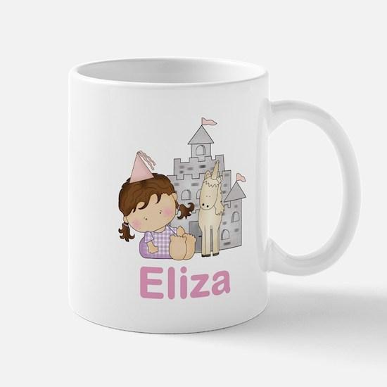 Eliza's Purple Princess Mug