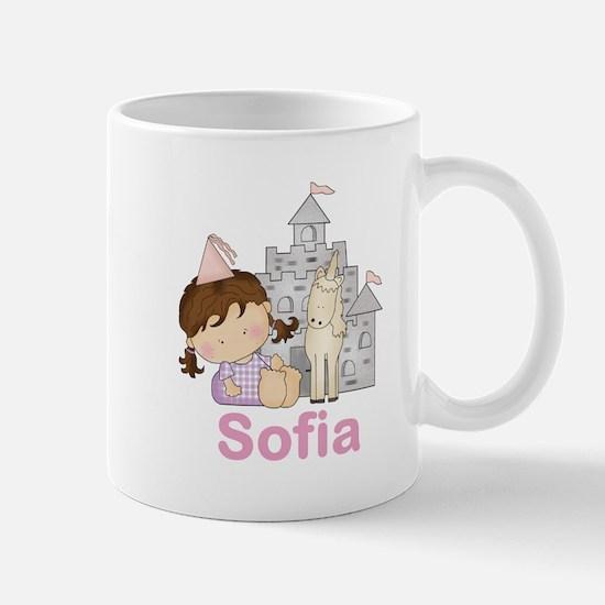 Sofia's Purple Princess Mug