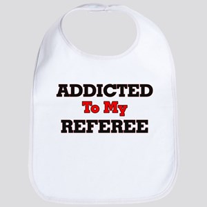 Addicted to my Referee Bib