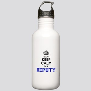 DEPUTY I cant keeep ca Stainless Water Bottle 1.0L
