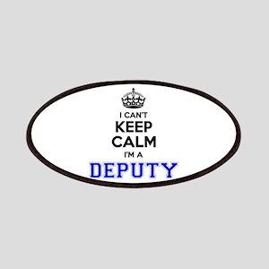 DEPUTY I cant keeep calm Patch