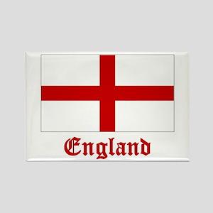 England Flag Rectangle Magnet