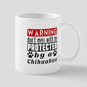 Protected By Chihuahua Dog Mug