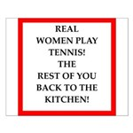 real women sports and gaming joke Posters