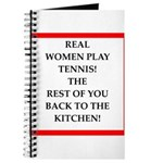real women sports and gaming joke Journal
