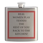 real women sports and gaming joke Flask