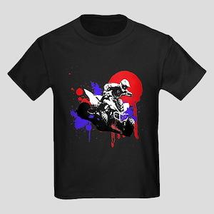 Red Splatter ATV T-Shirt