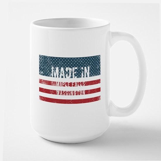 Made in Maple Falls, Washington Mugs