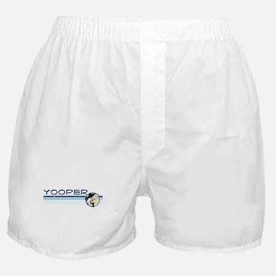 Yooper - Fish Boxer Shorts