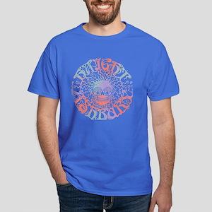 Haight Ashbury Skull Dark T-Shirt