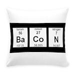 Periodic Bacon Everyday Pillow