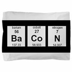 Periodic Bacon Pillow Sham