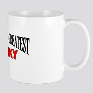 """The World's Greatest Flunky"" Mug"