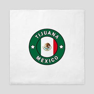 Tijuana Mexico Queen Duvet