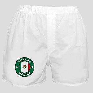 Tijuana Mexico Boxer Shorts