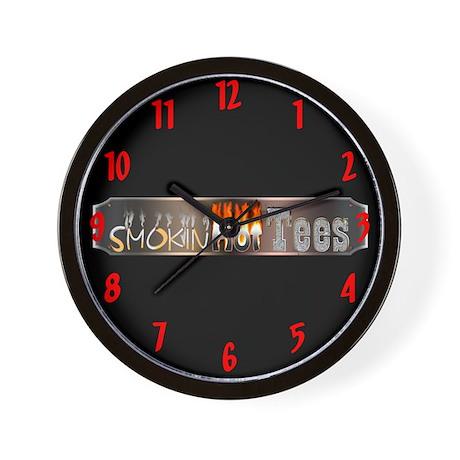 S.H.T Logo Wall Clock