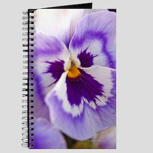 Purple Pansy Journal