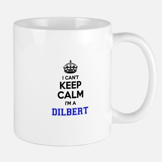 DILBERT I cant keeep calm Mugs
