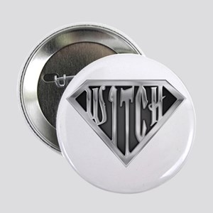 SuperWitch(metal) Button