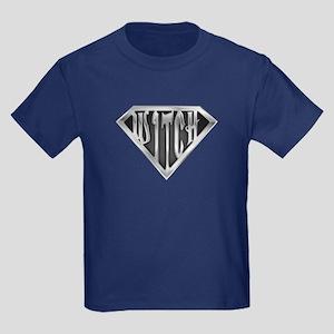 SuperWitch(metal) Kids Dark T-Shirt