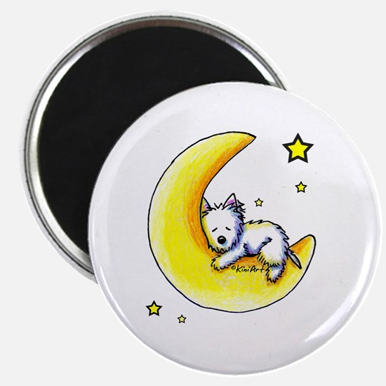 Lunar Love Magnet
