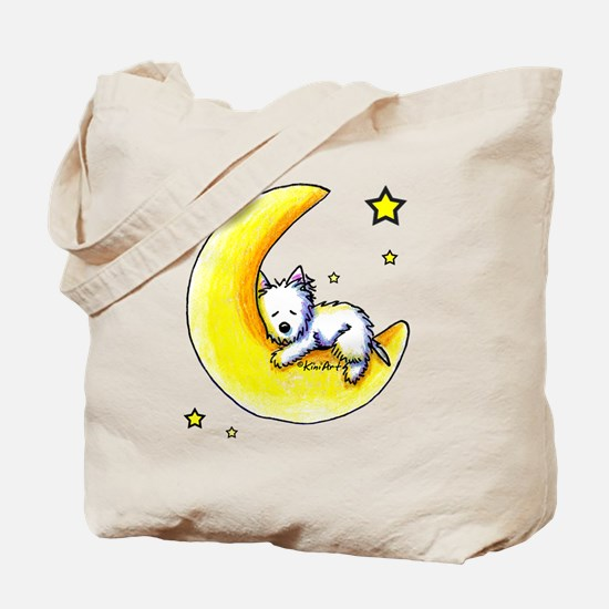 Lunar Love Tote Bag