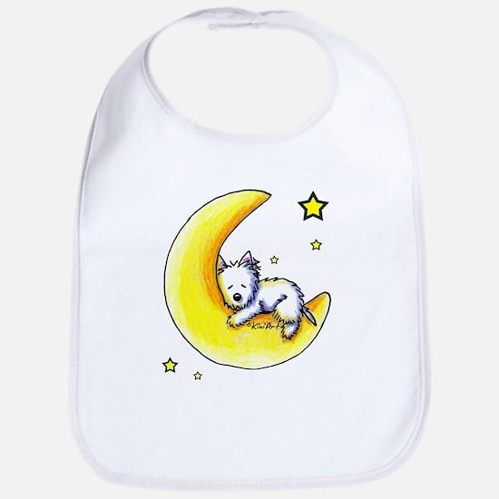 Lunar Love Bib