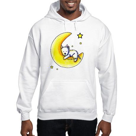 Lunar Love Hooded Sweatshirt