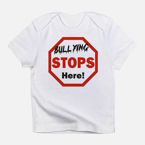Cute Anti bullying Infant T-Shirt