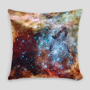 Tarantula Nebula Everyday Pillow
