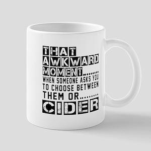 Cider Awkward Designs Mug