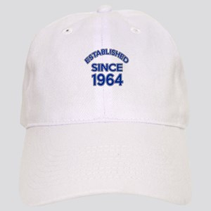 Established Since 1964 Cap