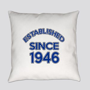 Established Since 1946 Everyday Pillow