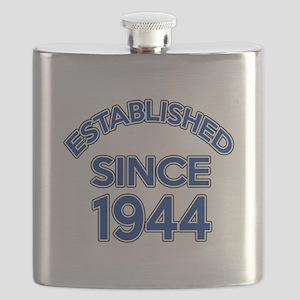 Established Since 1944 Flask