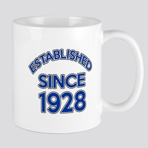 Established Since 1928 Mug