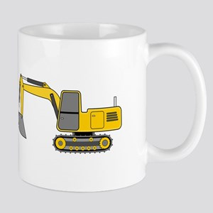 Excavator Operator Mug