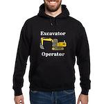 Excavator Operator Hoodie (dark)