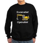 Excavator Operator Sweatshirt (dark)