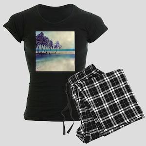 Tropical Beach Pajamas