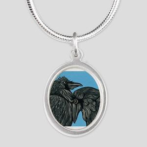 Raven Love Necklaces