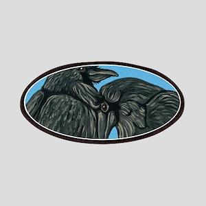 Raven Love Patch