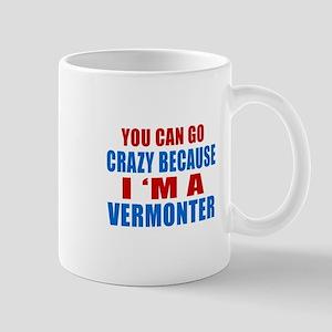 I Am Vermonter Mug