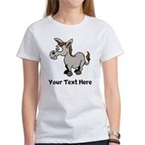 Funny donkey Women's T-Shirt