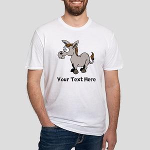 Cartoon Donkey (Custom) T-Shirt